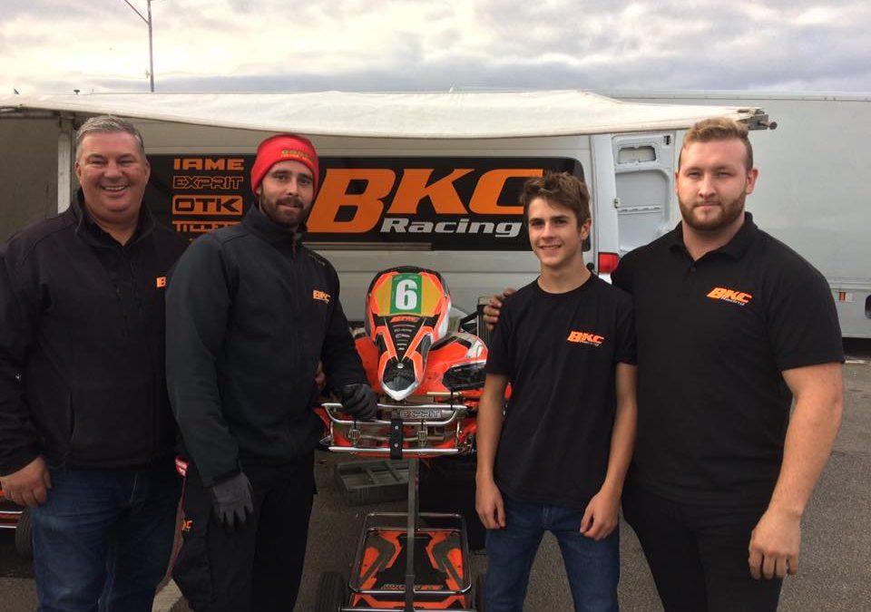 27 september · Super One Series Round 7 at Trent Valley Kart Club (TVKC) in Pfi International Circuit.