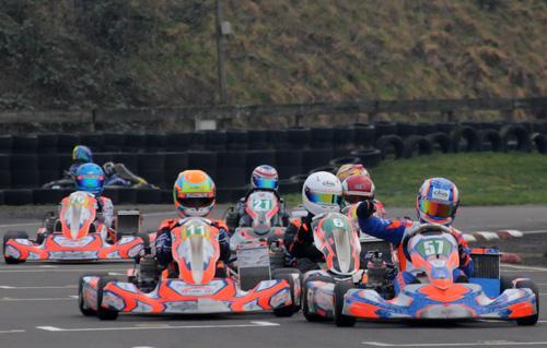 Race Anatomy of Shenington (UK) Winter Series 2019 Round 1