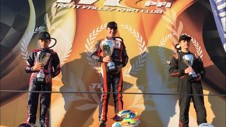 Race Anatomy of British Karting Championship Round 1&2 PFI (UK).