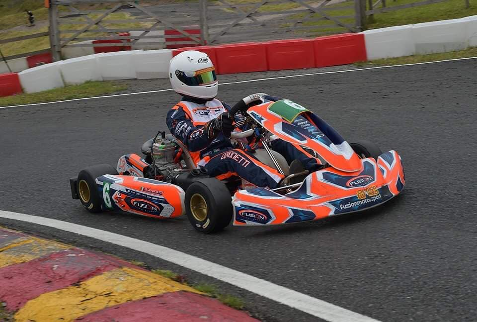 Motorsport UK Kartmasters British Grand Prix PFI, 01-04 August 2019.