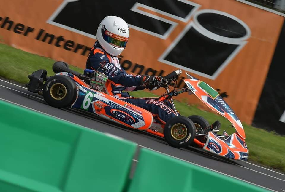 British Karting Championship Round 9&10 Wigan, 23-25 August 2019.