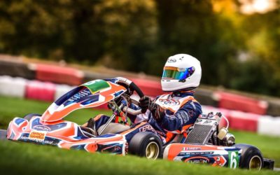 Race Anatomy of the British Karting Championship Round 11&12 Whilton Mill