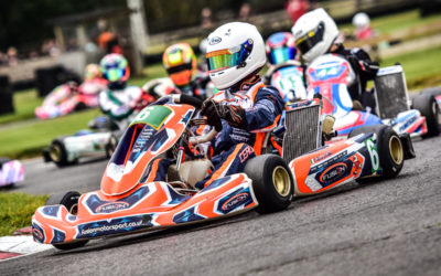 British Karting Championship Round 11&12 Whilton Mill, 27-29 September 2019